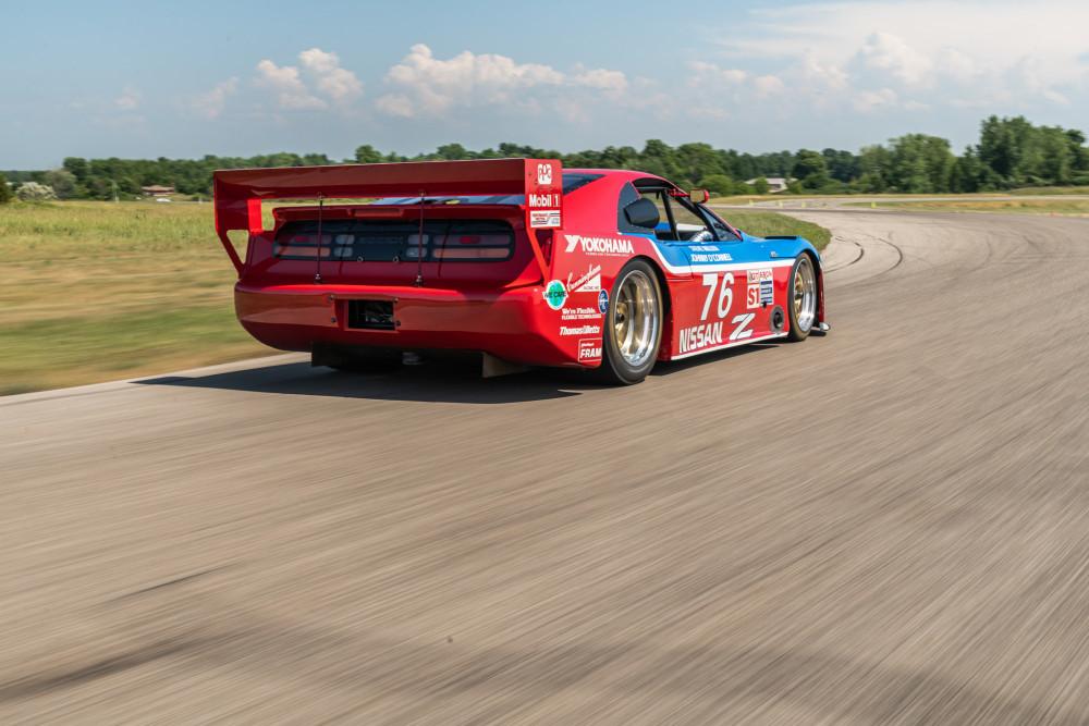 Foto de Nissan 300ZX Turbo IMSA GTO (1989), a subasta (19/20)