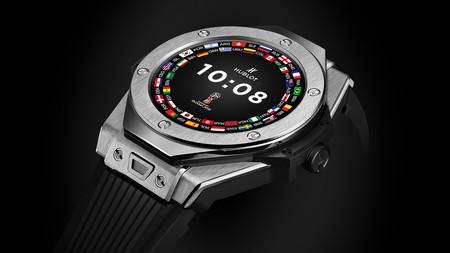 afa3eca15 Hublot Big Bang Referee con Wear OS, así es el reloj de lujo del Mundial de  Rusia 2018
