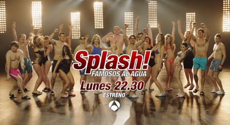 Antena 3 estrenará 'Splash! Famosos al agua' el próximo lunes