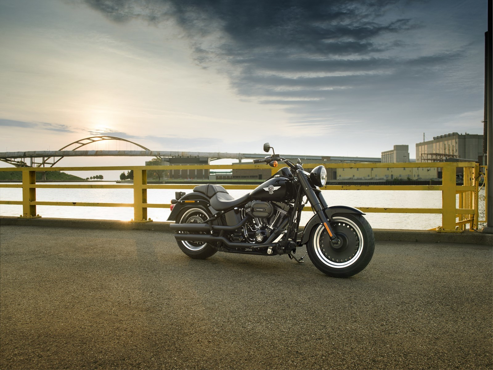 Foto de Gama Harley-Davidson 2016 (12/24)