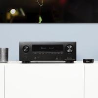 Denon AVR-X3500H, un receptor AV compatible con HEOS, Alexa y actualizado en conexiones y formatos