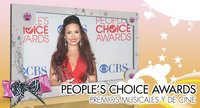 People's Choice Awards 2012: ¡Marchando una de premios de cine y música!