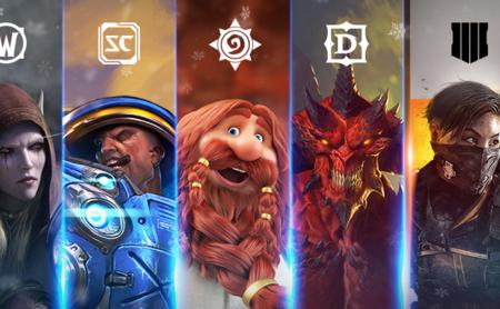 Battle.net celebra la Navidad con descuentos en todos los videojuegos de Blizzard y Activision y ofertas de packs
