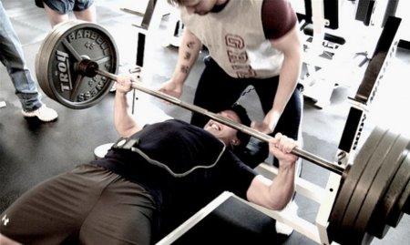 Elimina los rebotes de los ejercicios de musculación para desarrollar más músculo