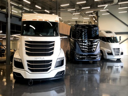 Camiones Nikola