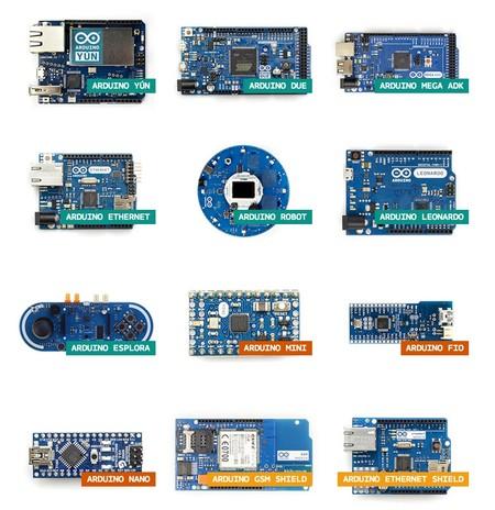 Formas Arduino