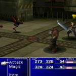Un usuario de Final Fantasy VII se ha dedicado a farmear dos años con Cloud y Barret sin pasar del primer reactor