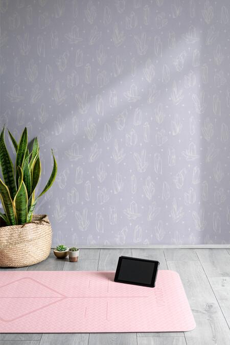 Reiki Lilac Room