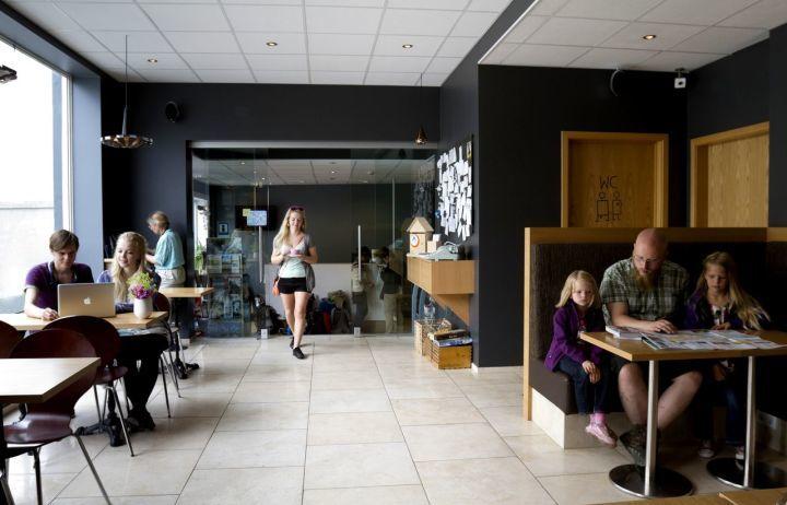 Foto de Reykjavik Downtown Hostel (1/7)