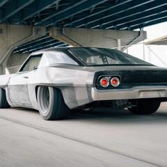 Foto 8 de 26 de la galería speedkore-hellacious-dodge-charger-1968 en Motorpasión México