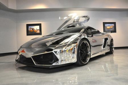 ZR Auto deja el Lamborghini Gallardo... Matador