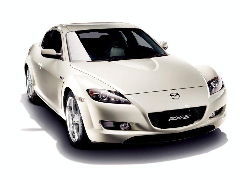 Foto de Edición especial del Mazda RX-8 para conmemorar los 40 años del motor rotativo (1/4)