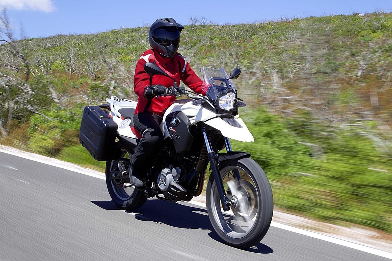 Foto de BMW G650 GS versión 2011, volvemos a lo conocido con algún retoque (37/46)
