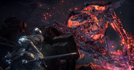 Dark Souls III: La Ciudad Anillada nos avisa de su inminente llegada con un impresionante tráiler