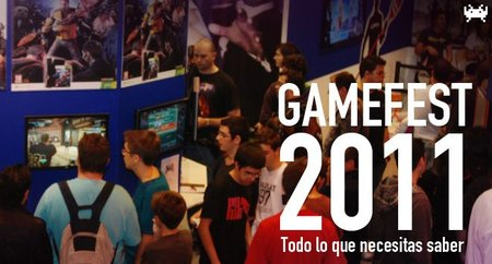 Gamefest 2011. Todo lo que necesitas saber sobre la segunda edición de la feria de videojuegos más importante de España
