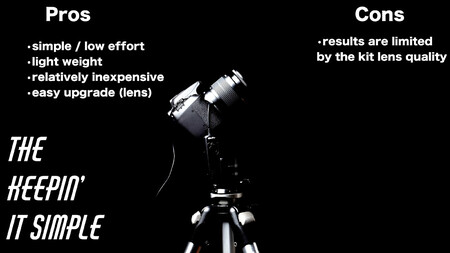 No Es Lo Mismo Hacer Foto A Las Estrellas Con Distintos Equipos Astrofotografia 6