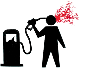 La industria del petróleo y la teoría de la conspiración