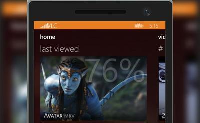 La aplicación de VLC para Windows Phone podría llegar el próximo mes de agosto en forma de beta