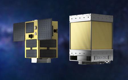 Astroscale Satelites