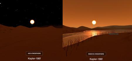 Kepler Atmosferas
