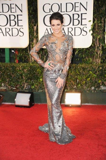 Alfombra roja de los Globos de Oro 2012: ¿Clase? ¿Estilo? ¿Hay alguien allí? Sí, las peor vestidas de una larga noche