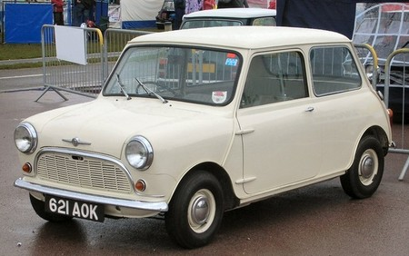 El primer Mini (1959)