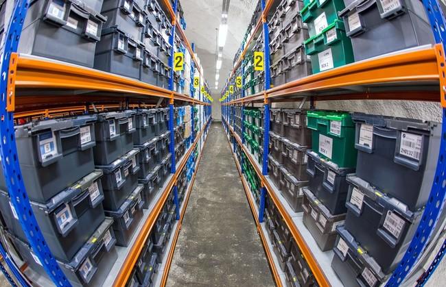 Svalbard Gloabl Seed Vault 01
