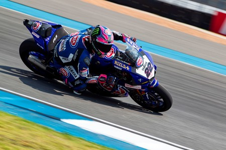 Alex Lowes Tailandia Superbike 2017 2