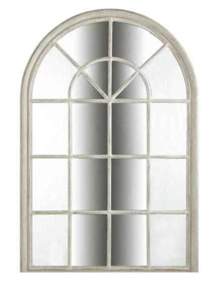 Espejo de paulonia beige 100x150.