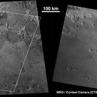 Mapeado el 99% de Marte gracias a la nave MRO de la NASA
