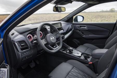 Nissan Qashqai 2021 Interior 03