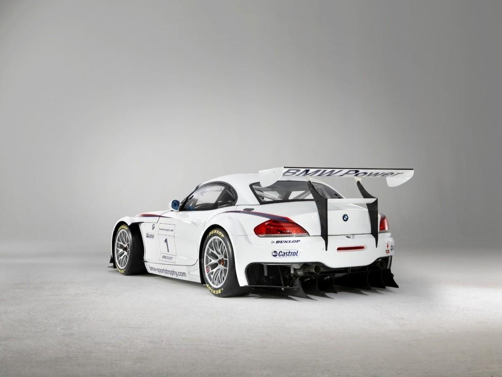 Foto de BMW Z4 GT3 (3/7)
