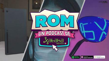 ROM #112 Ya tenemos el Xbox Series X en nuestras manos