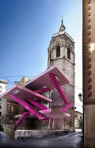 Foto de Reconstruyendo espacios en Valencia con Lego (2/7)