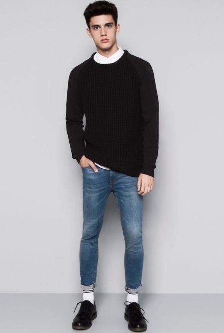 Pull And Bear Fall 2014 Fashions Xavier Serrano 008