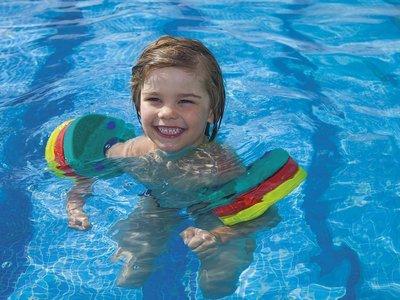 Manguitos para aprender a nadar gradualmente por sólo 29,75 euros y envío gratuito en Amazon
