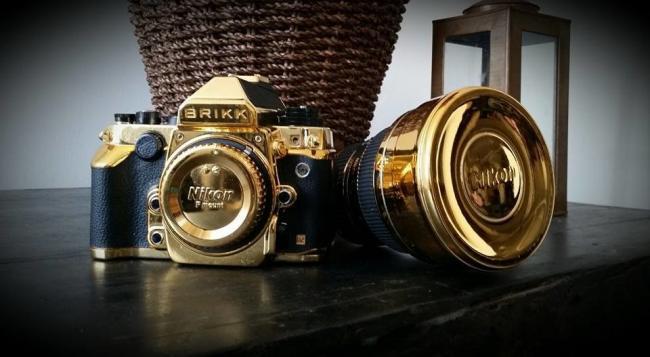 Brikk Lux Nikon Df, porque Halloween no ha acabado
