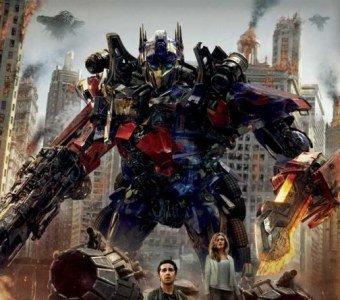 'Transformers: El lado oscuro de la Luna', cartel
