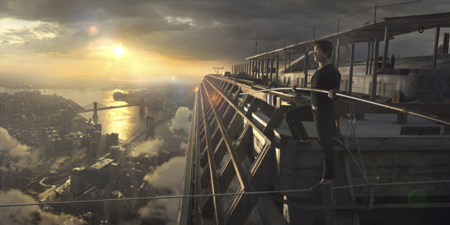 Thewalk Josephgordonlevitt Bridges