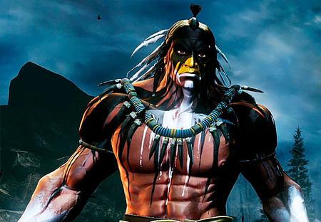 'Chief Thunder' lo partirá con sus hachas en 'Killer Instinct'