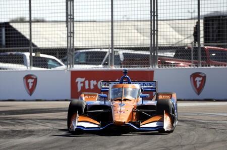 Dixon Indycar 2020