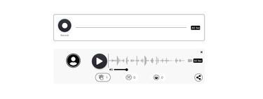 MyPodium es una especie de Tik Tok de audio en el que otros usuarios aplauden o abuchean tu voz