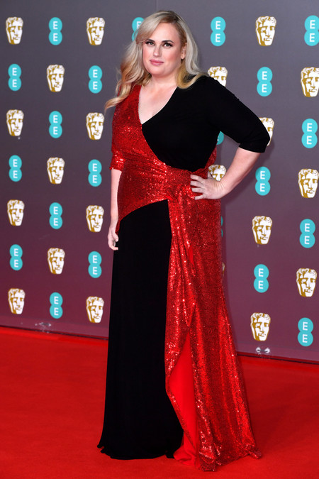Rebel Wilson bafta 2020