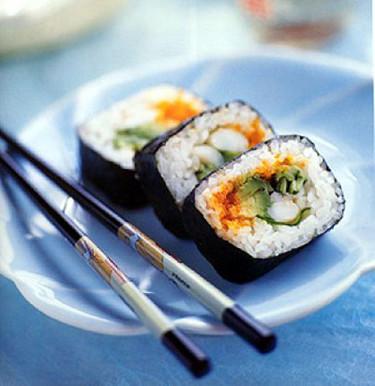 Cocinando arroces con Thermomix II. Arroces hervidos y sushi
