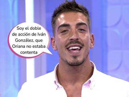 Así es Dani, el primer pretendiente del trono gay de Jorge Javier Vázquez en 'Mujeres y Hombres y Viceversa'