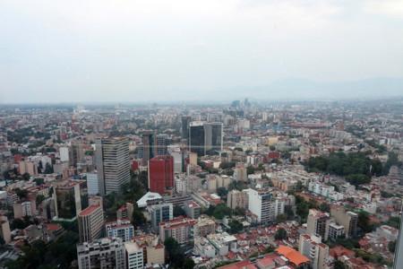 Las mejores vistas panorámicas de México DF están en el Bellini