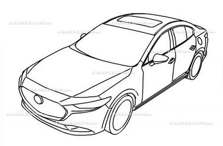 Mazda 3 Sedan Filtrado