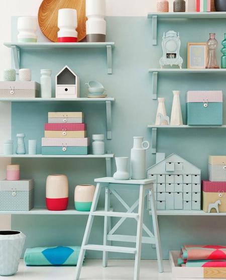 colección de accesorios hogar de Present Time