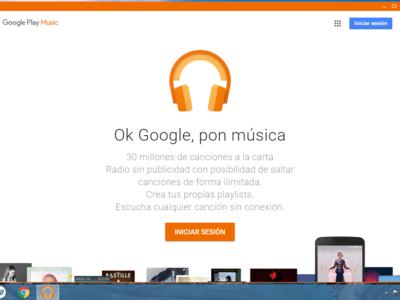Google Play Music ya tiene su propia versión de escritorio para Windows (no oficial), y nosotros la hemos probado