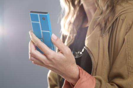 Google plane ofrecer los primeros smartphones de su Project Ara en enero de 2015